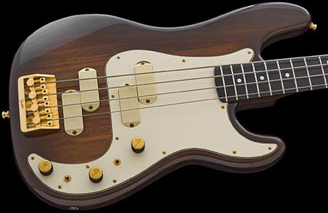 1963 Fender Precision Bass, Rare FOAM GREEN Custom Color