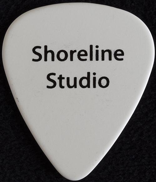 "Toms, own home studio is named ""Shoreline"""