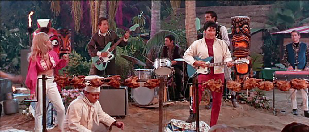 Foam Green bass vi models  are VERY rare, I wonder if my bass is the same as in the Elvis CLAMBAKE movie from 1967?
