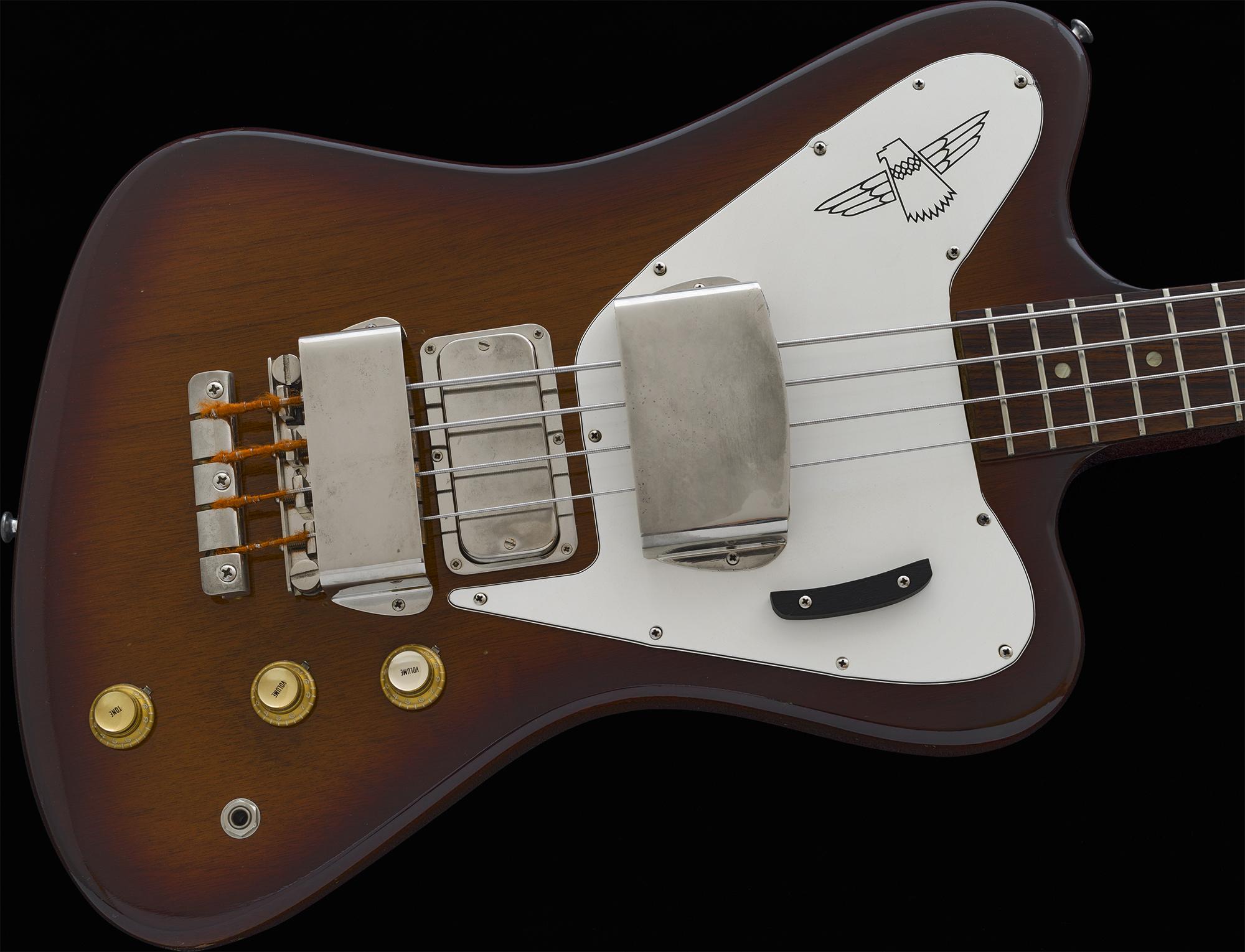 1966 Thunderbid IV bass, Clean, Original and Undamaged