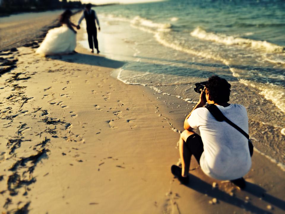 Photographing a destination wedding in Cancun, Mexico