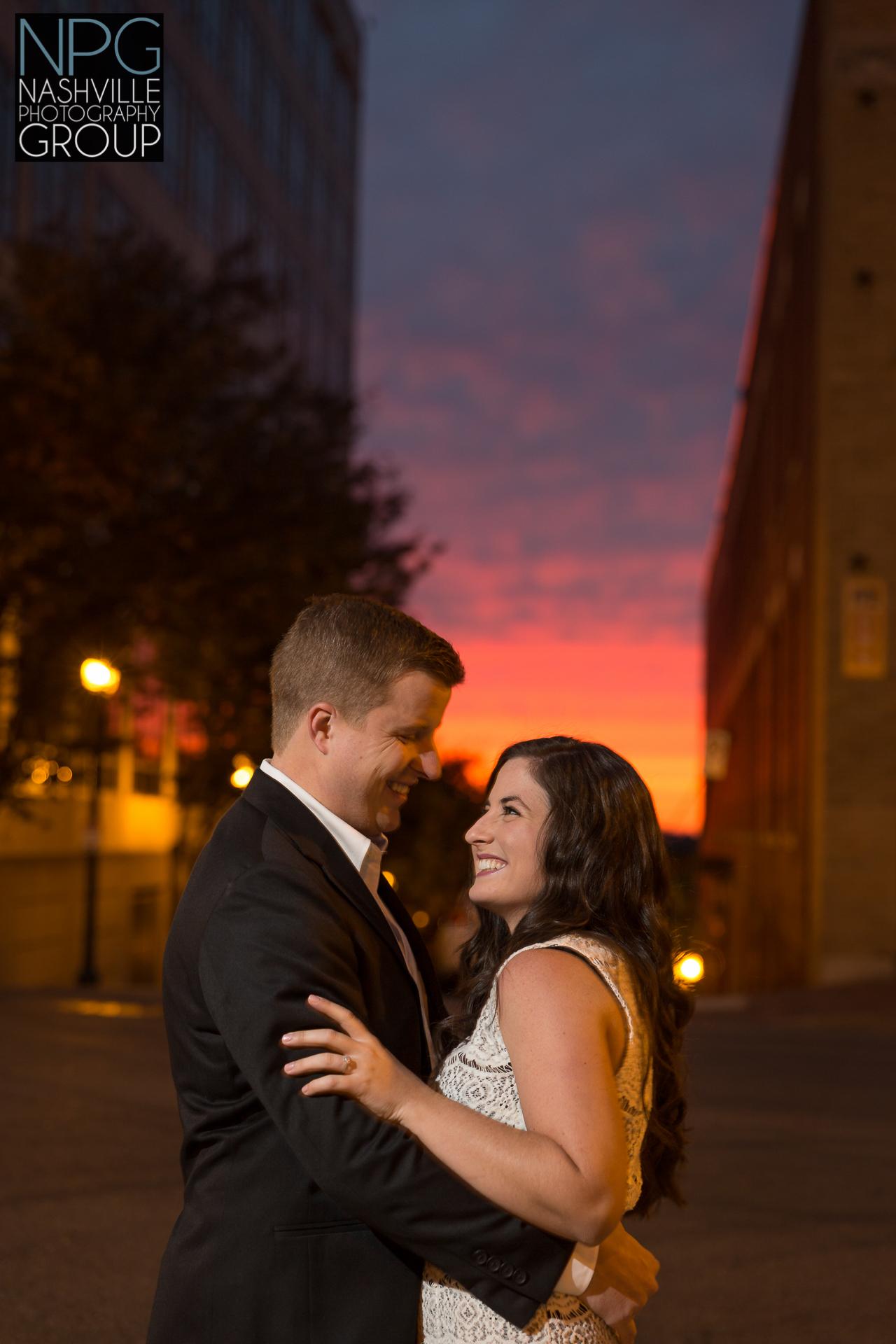 memphis engagement photographers Nashville Photography Group
