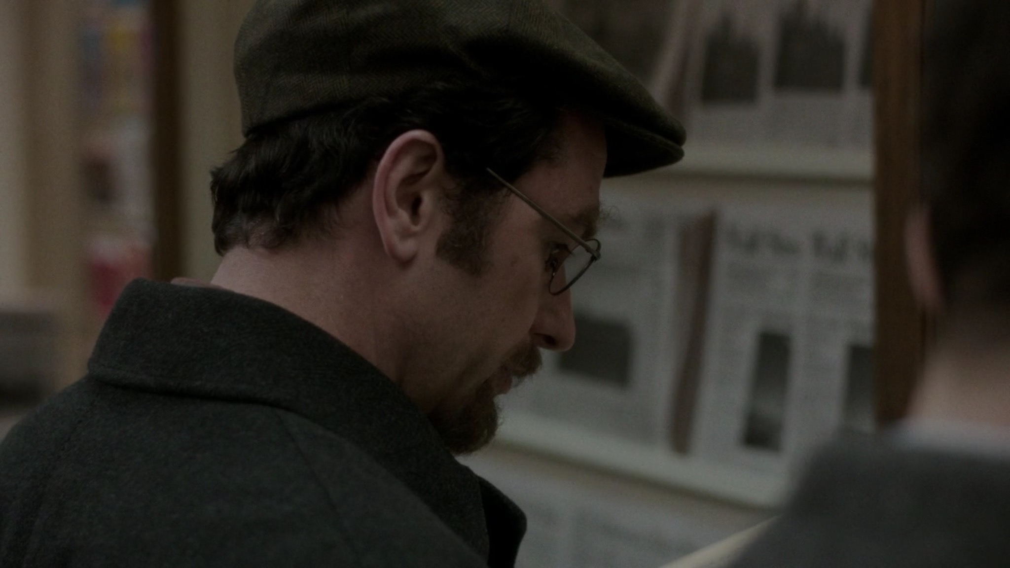 The Resident better listen to this so-Russian-he-couldn't-possibly-be-Russian disguised Clark