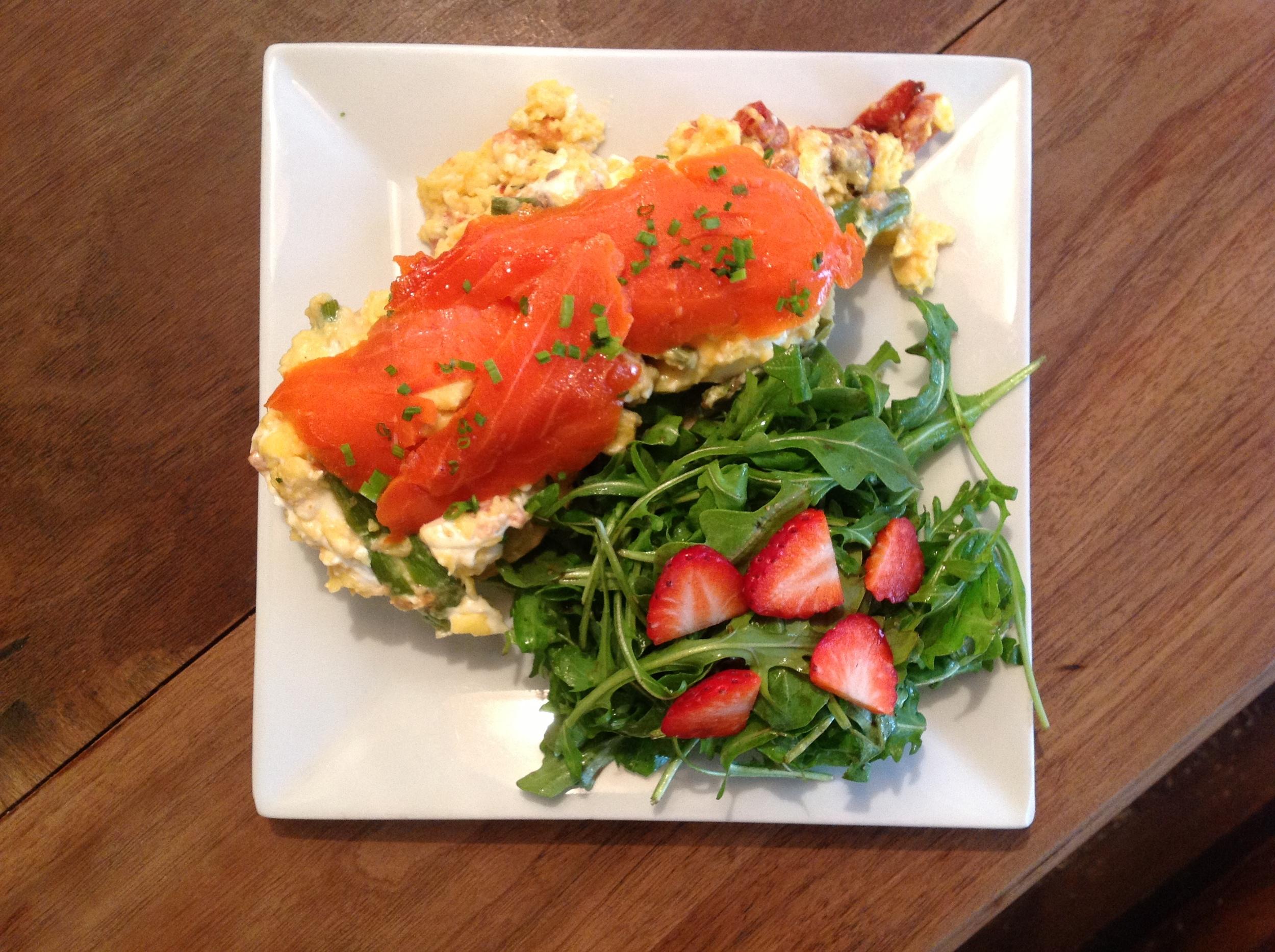 Sunrise Eggs, Chhaya Cafe