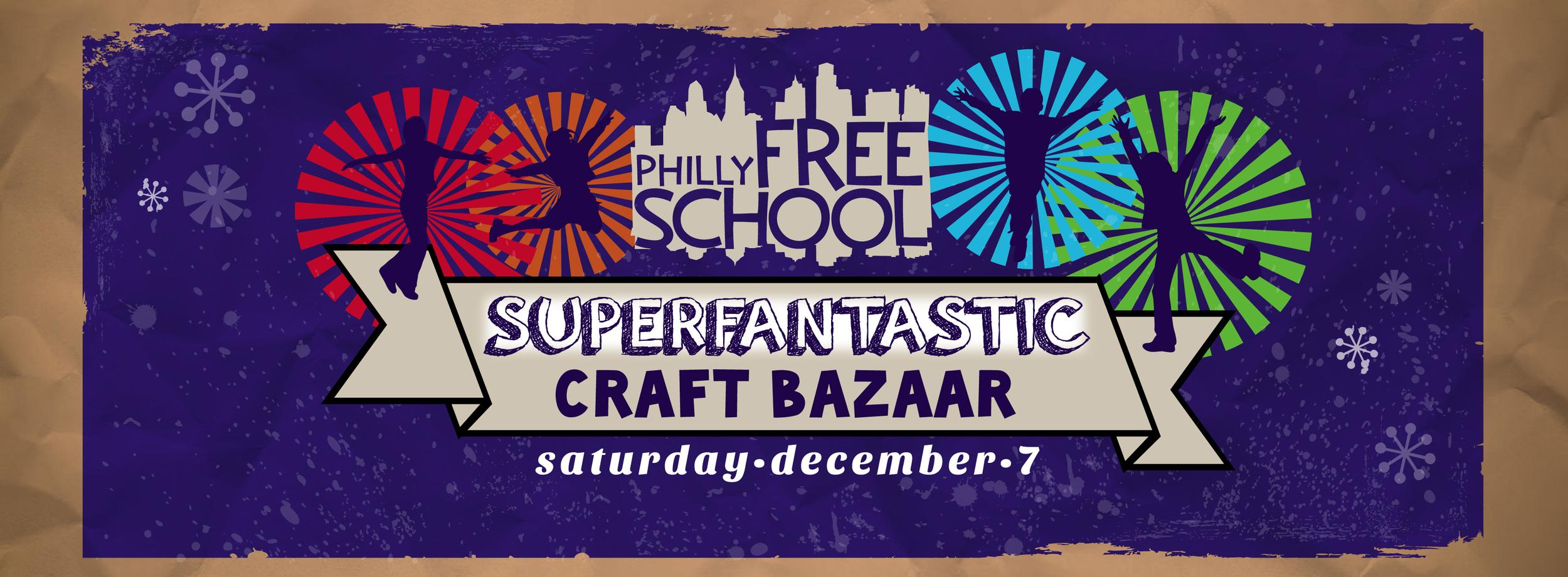 Superfantastic Craft Bazaar