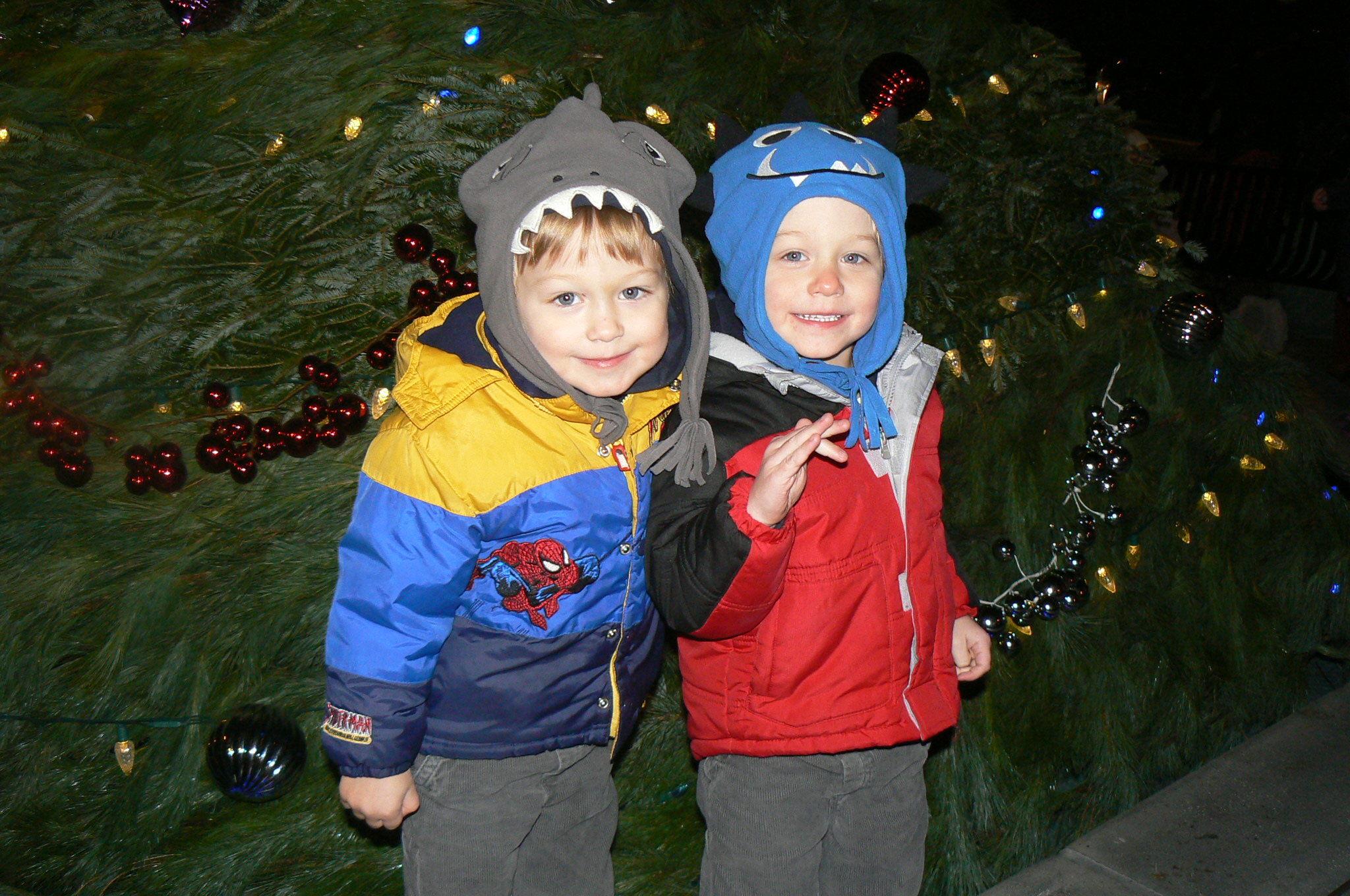 East Passyunk Avenue, Christmas Tree Light, Singing Fountain