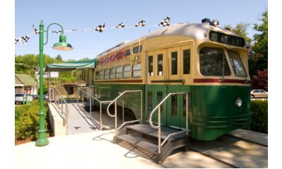 Trolley Car Diner, Mt. Airy Brunch Sessions