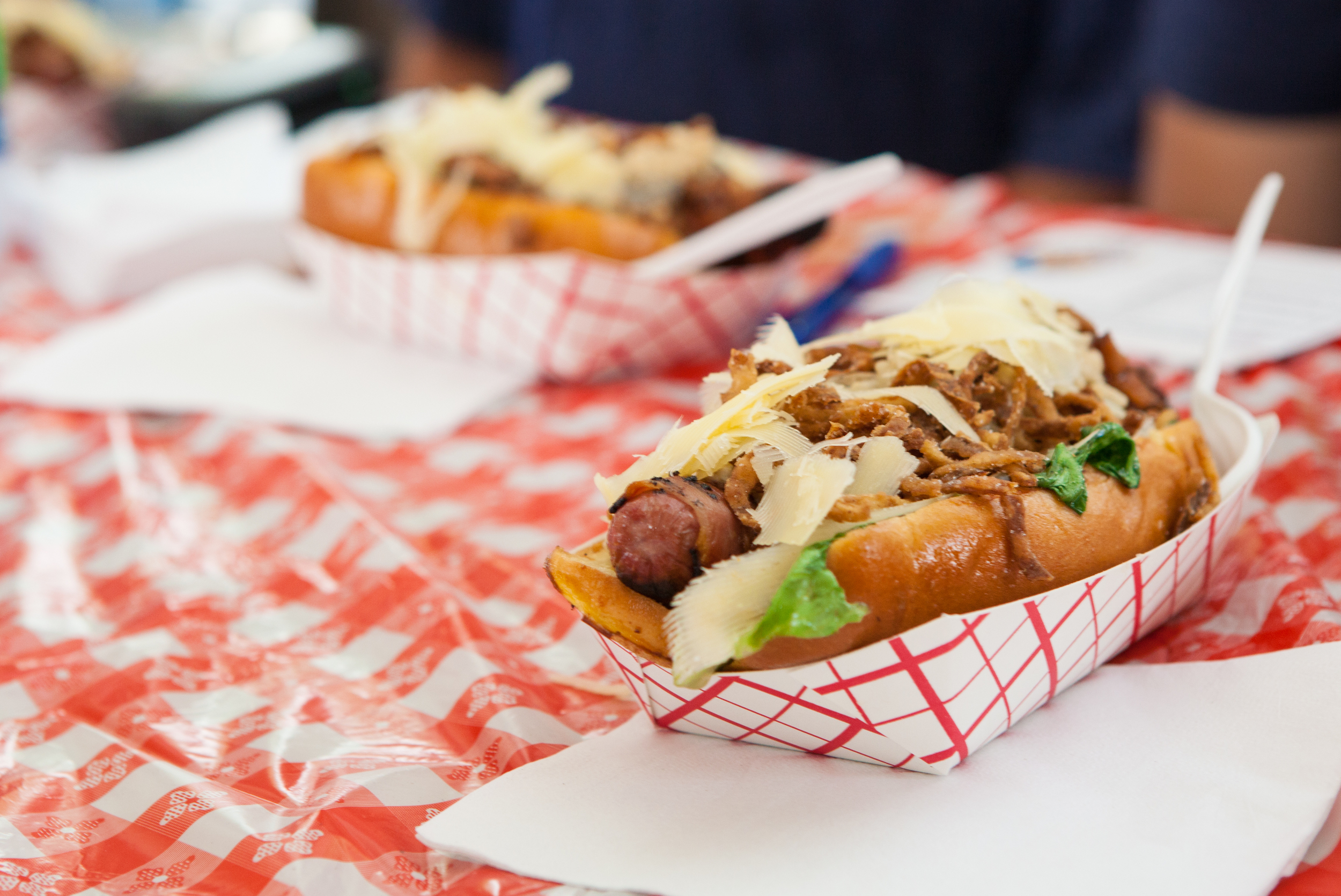 South Street, Dog Days of Summer, Headhouse, Shambles, Hot Dog Cook-Off, Hot Diggity