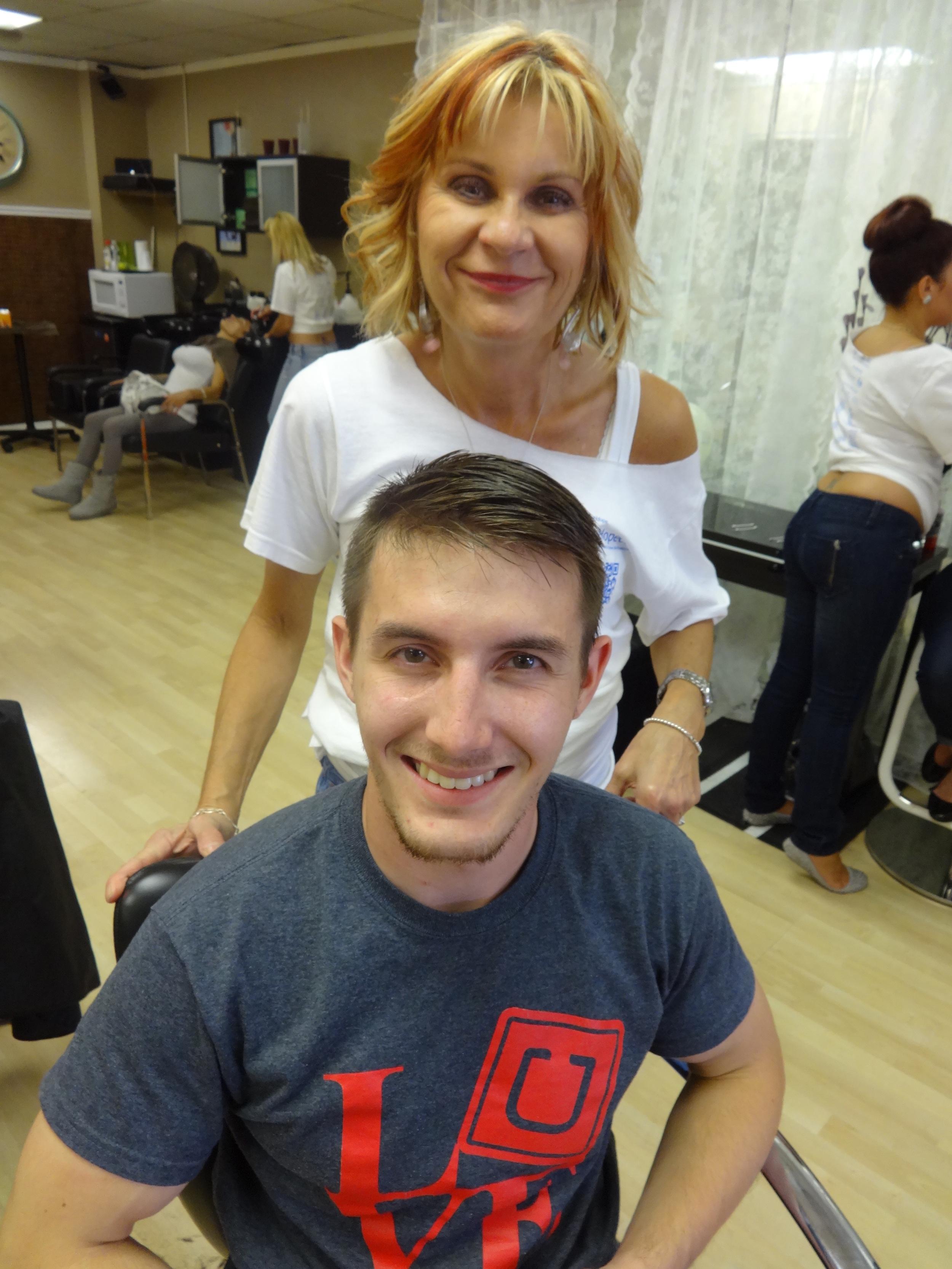 hopecuts, city of hope, headhunters hair salon, east passyunk