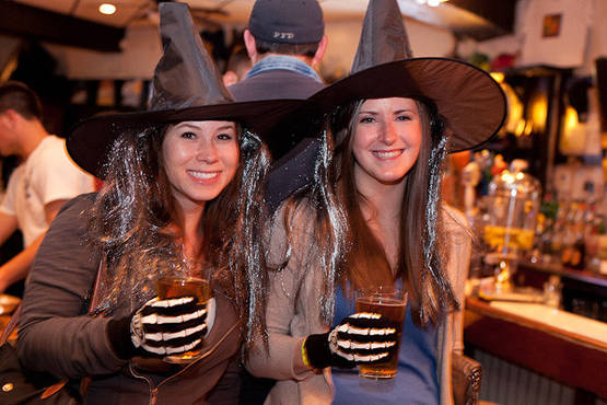 Witch CRAFT Beer Crawl, East Passyunk, Halloween, Philly
