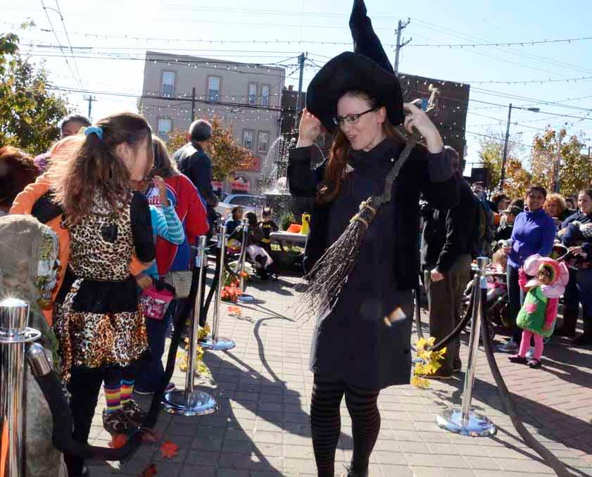 East Passyunk, Halloween, Philadelphia, Fall Fest, Spooky Saturday