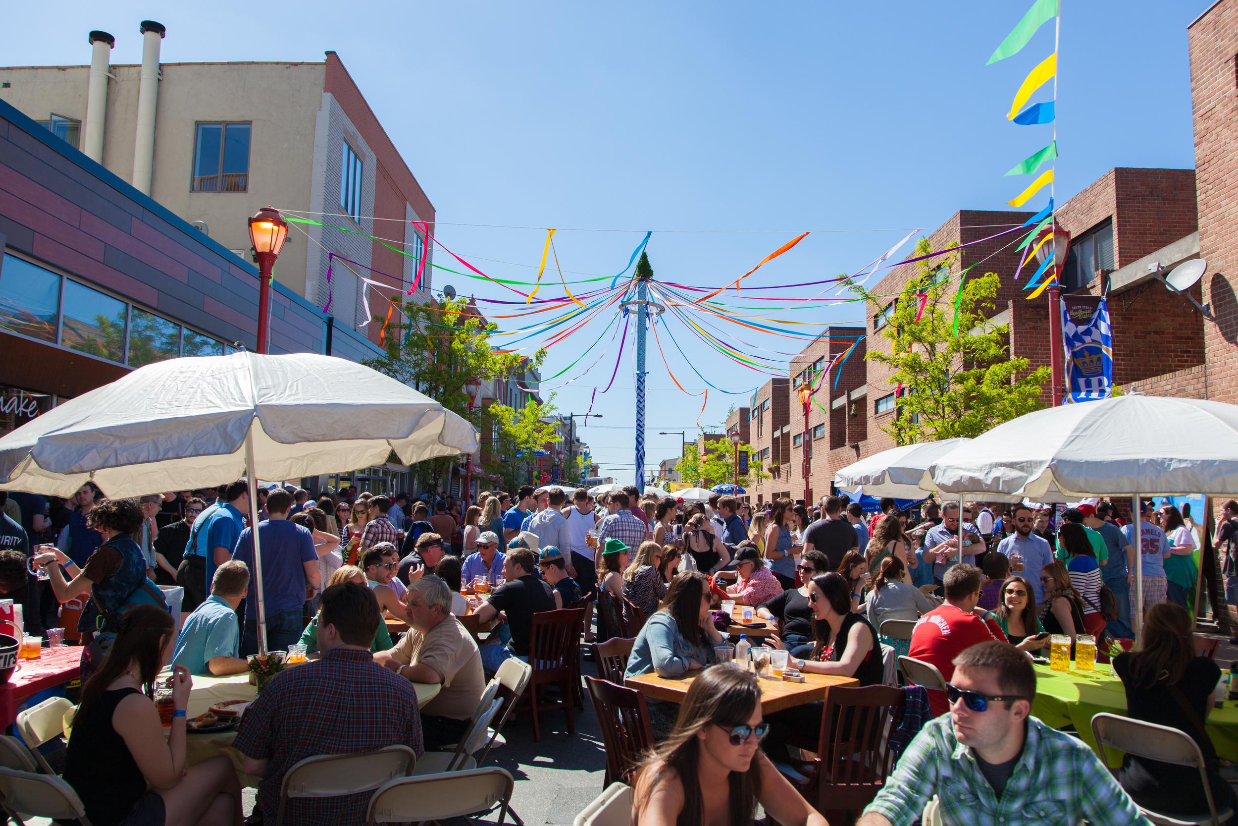 South Street, Spring Festival, Philadelphia, Philadelphia's, Summer Season, Music, Art, Food, Drink, May 2
