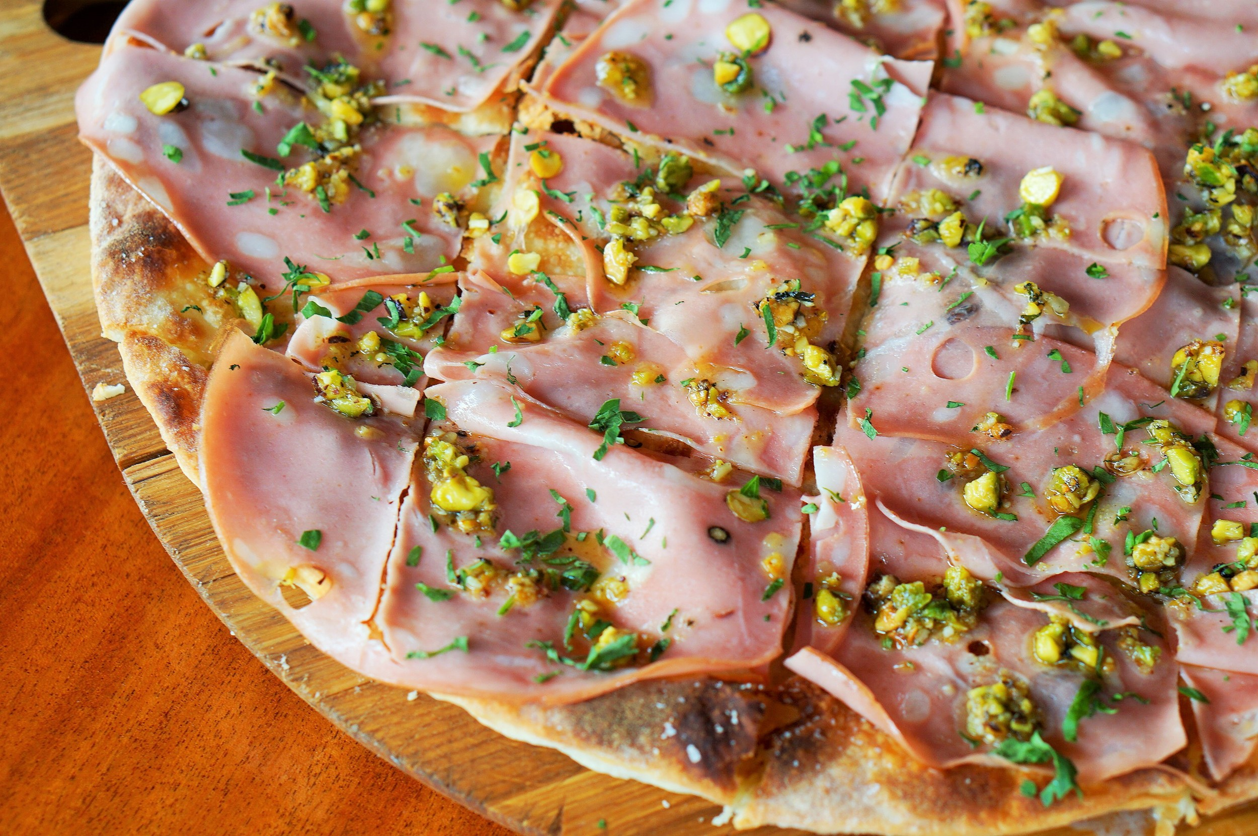 Mortadella Focaccia  - Photo by Aversa PR & Events