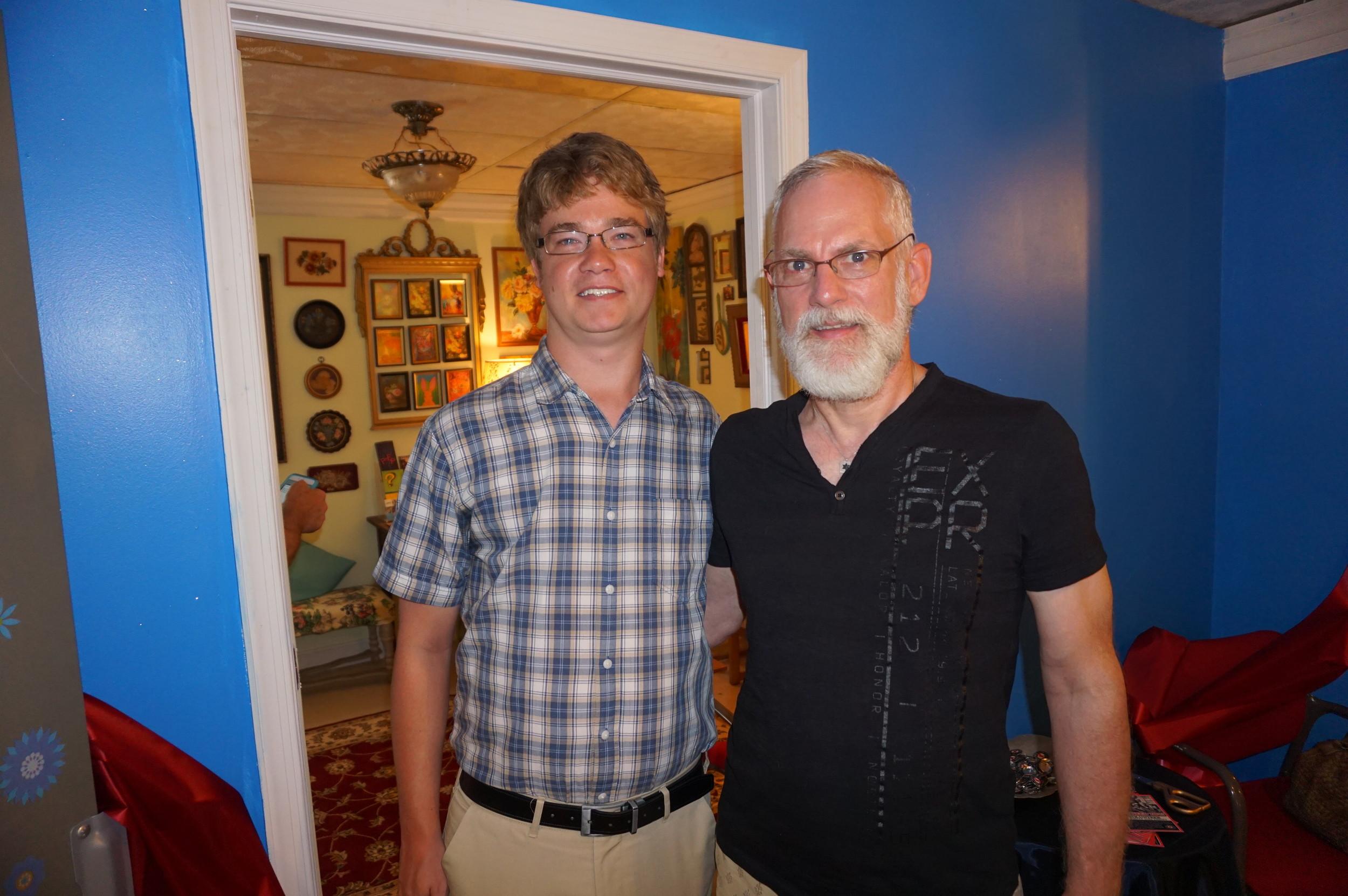 Guest and Elder Initiative's David Griffin.JPG