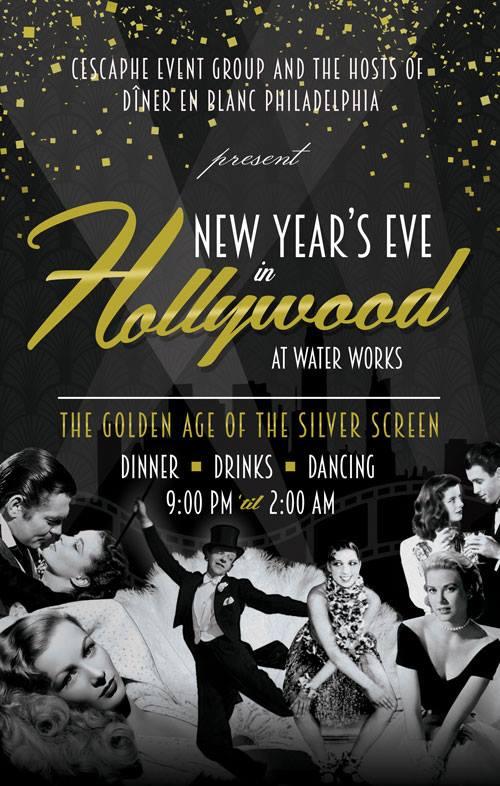 Diner en Blanc, Philadelphia, Water Works, New year's eve, cescaphe