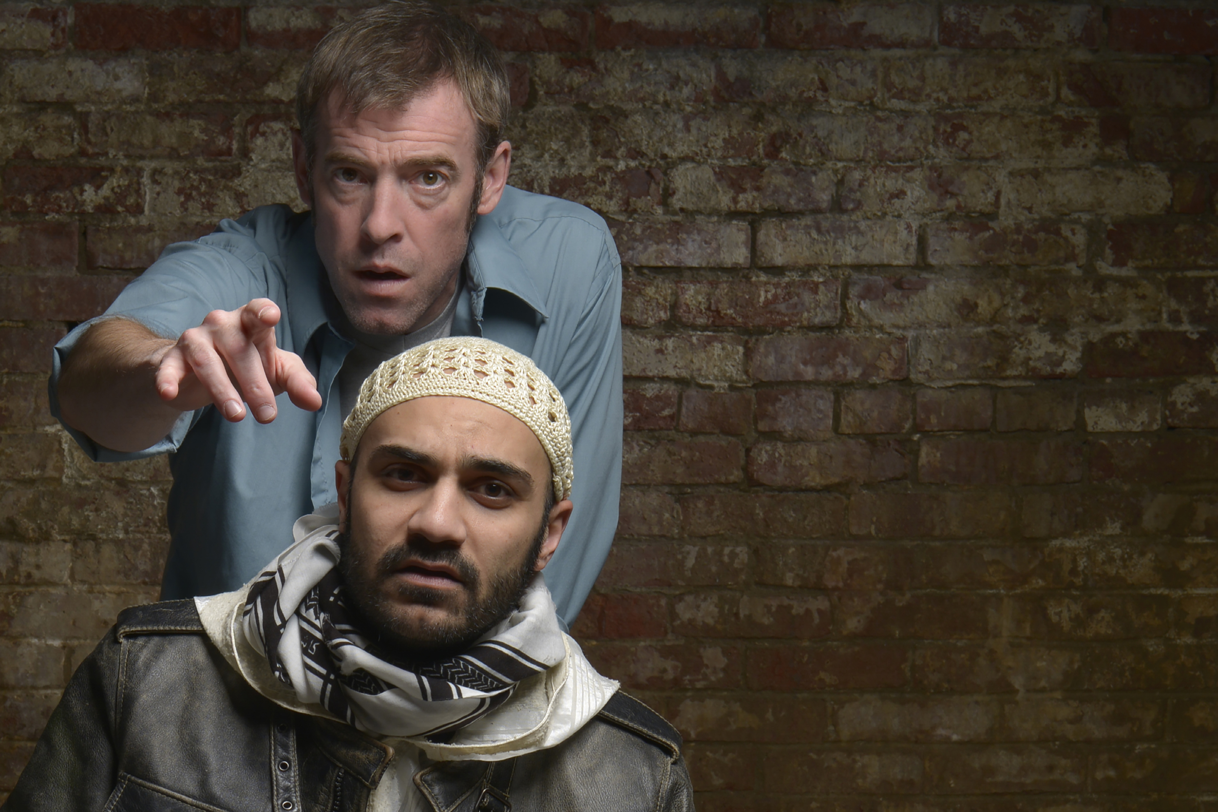 The Invisible Hand, Ayad Akhtar, theatre exile, theater, philadelphia