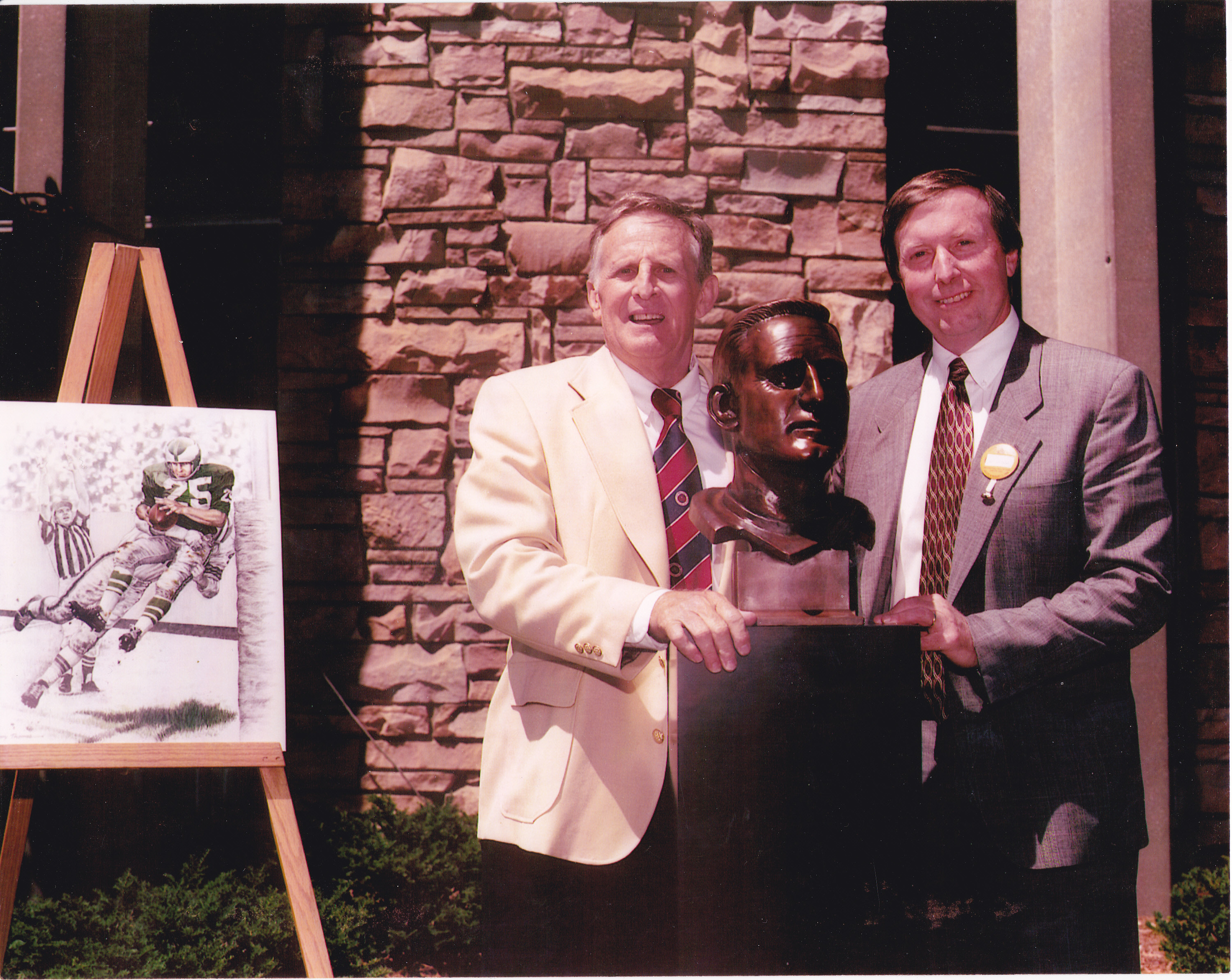 Tommy and Me, Theatre Exile, Ray Didinger, Tommy McDonald, Eagles, Football, Pro Football Hall of Fame