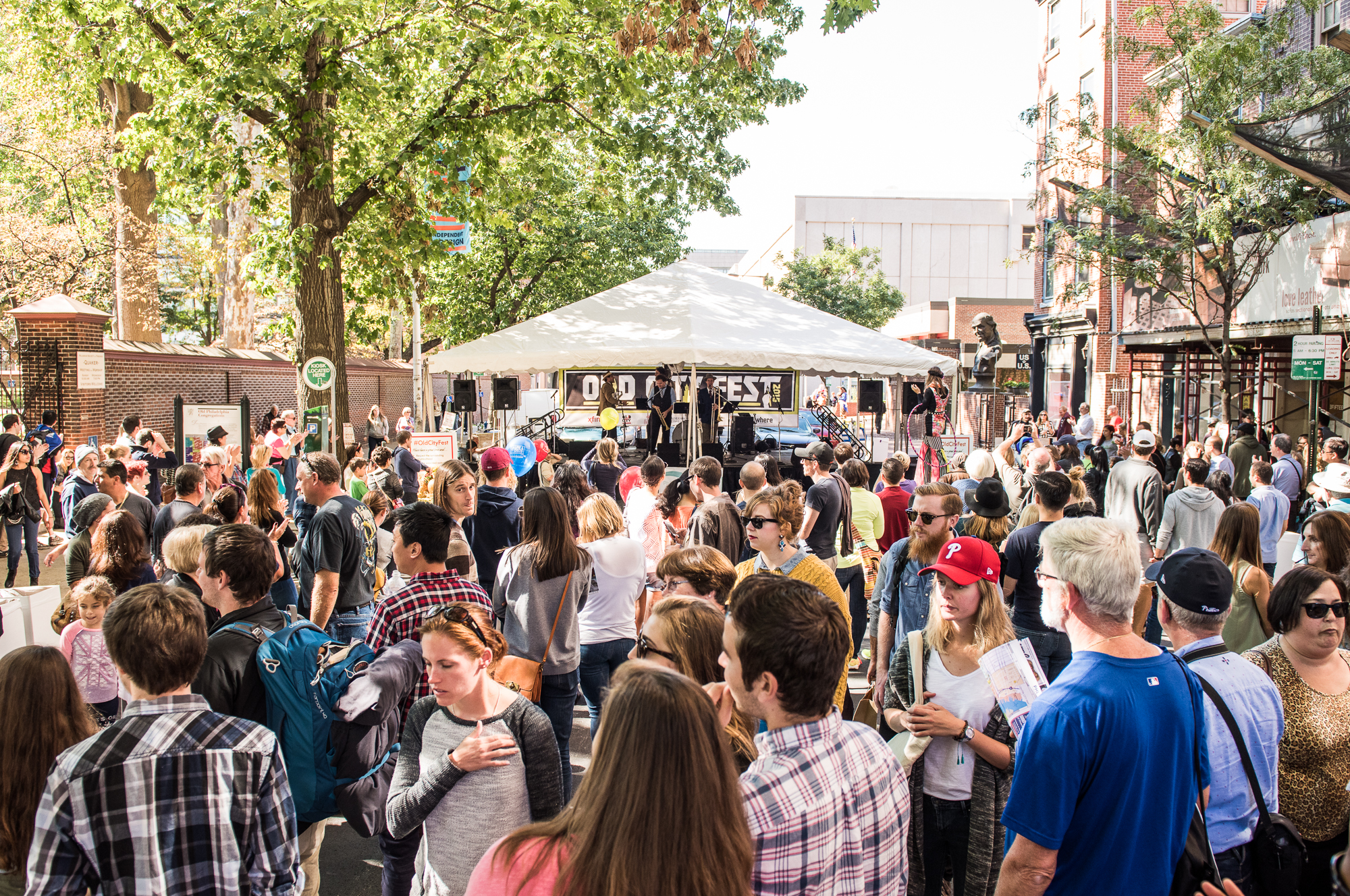Old City Fest, Old City Festival, 2016, Old City District, Fall Festival, Philadelphia