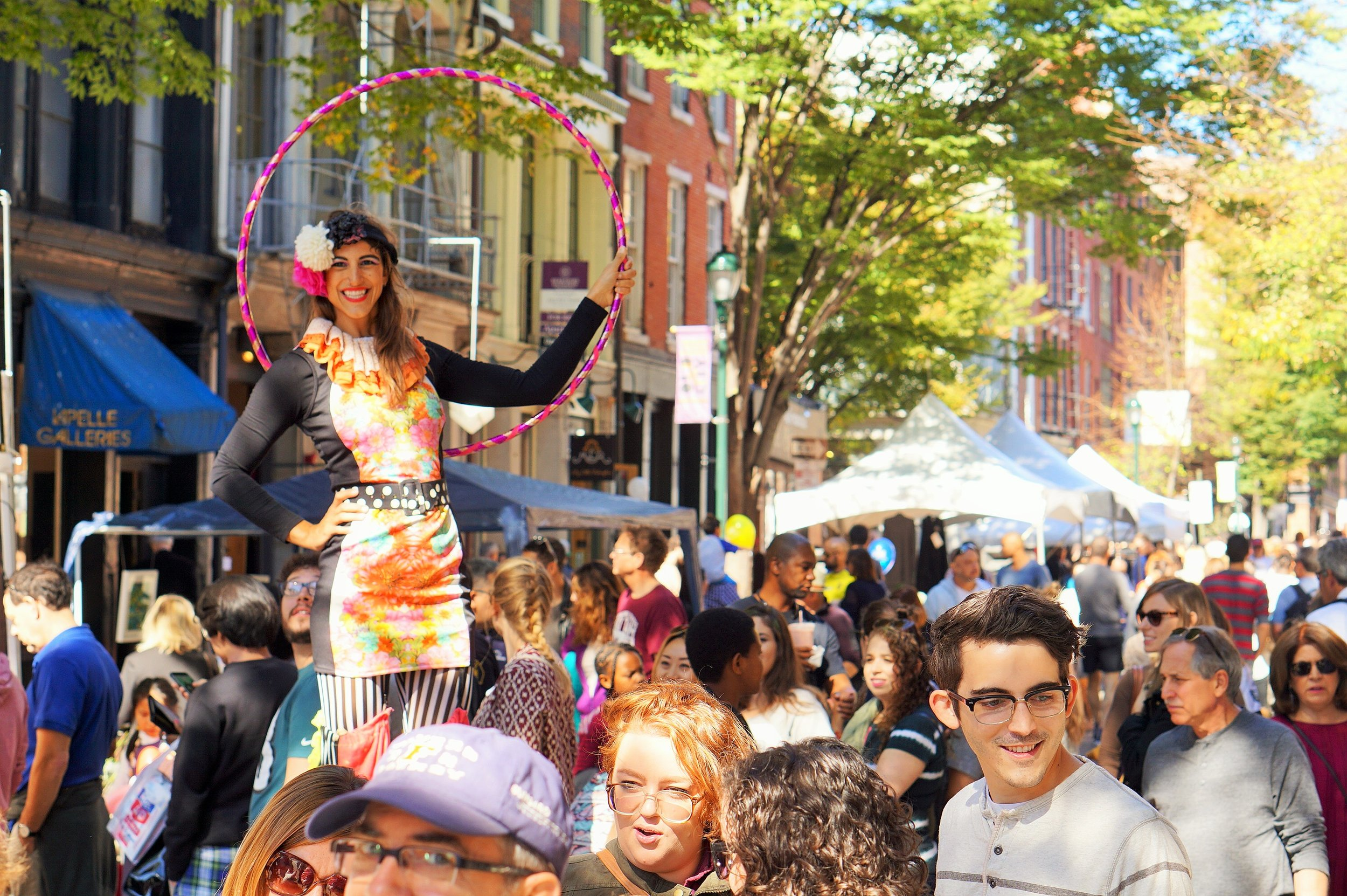 old city, old city district, old city fest, fall fest, festival