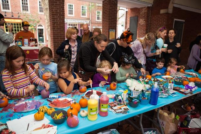 South Street Pumpkin Fest, South Street