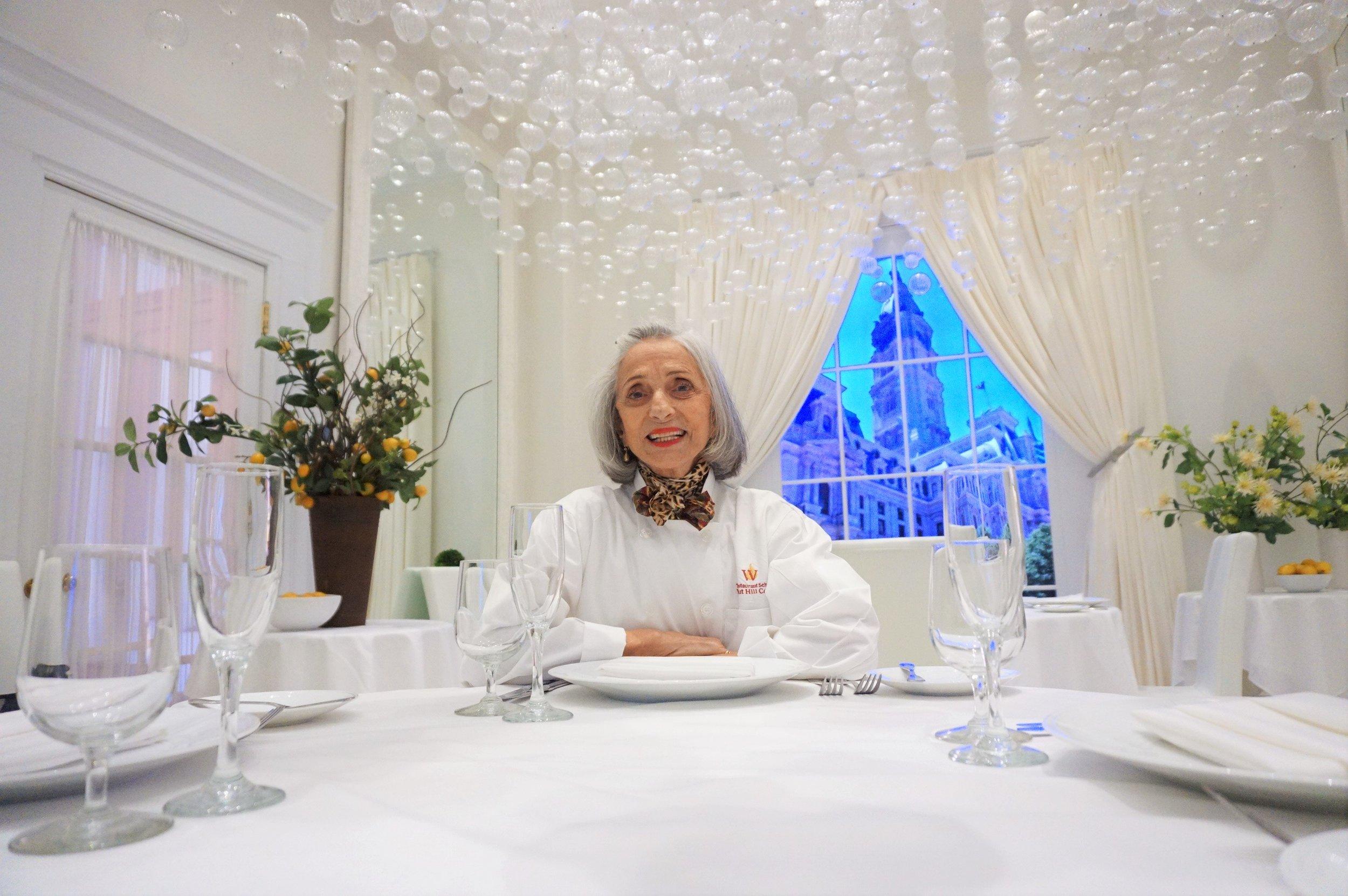 Les Dames d'Escoffier, culinary, Chef, Esther McManus, Restaurant School, Walnut Hill