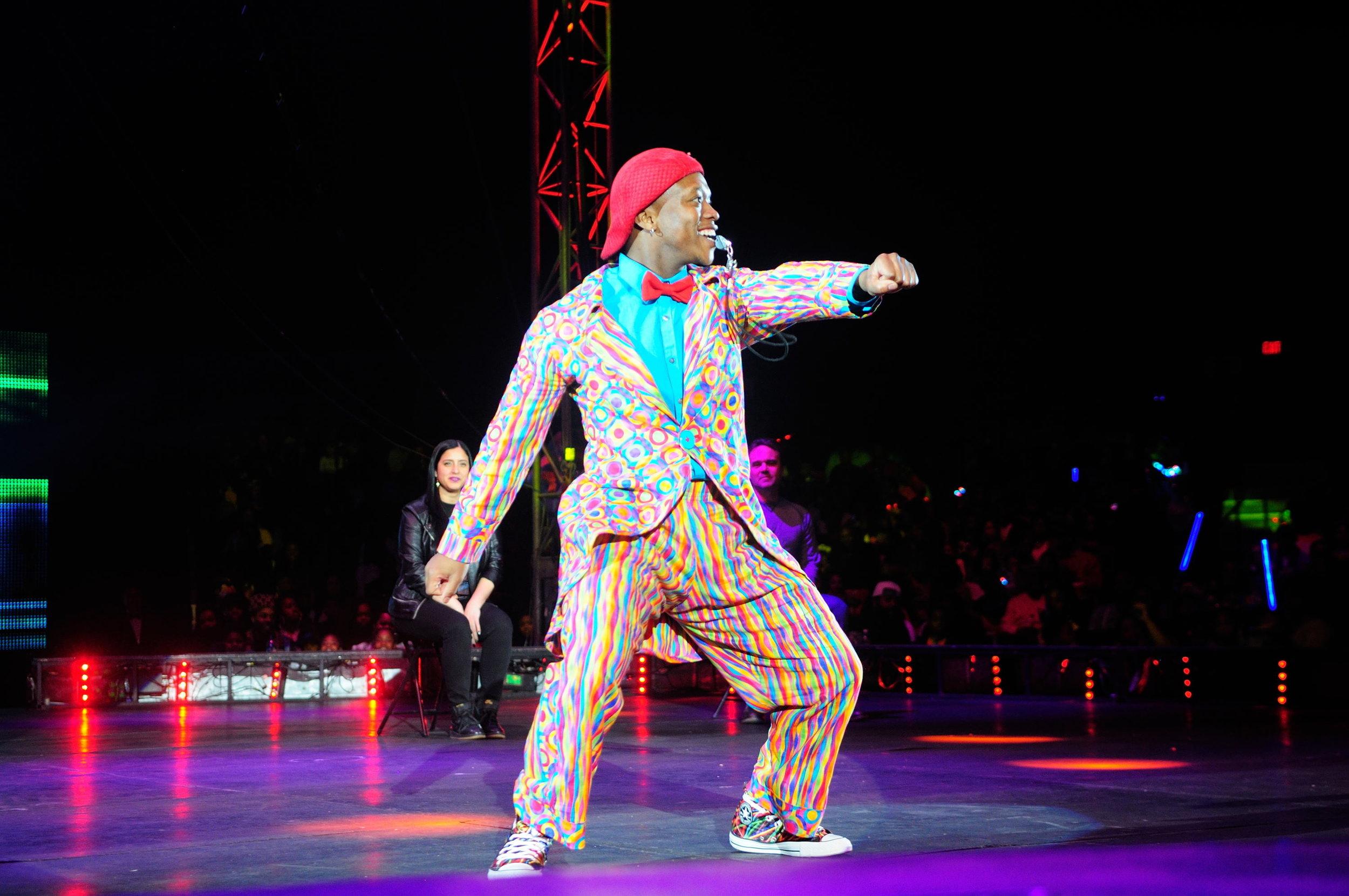 Universoul Circus, Circus Arts, Sifiso