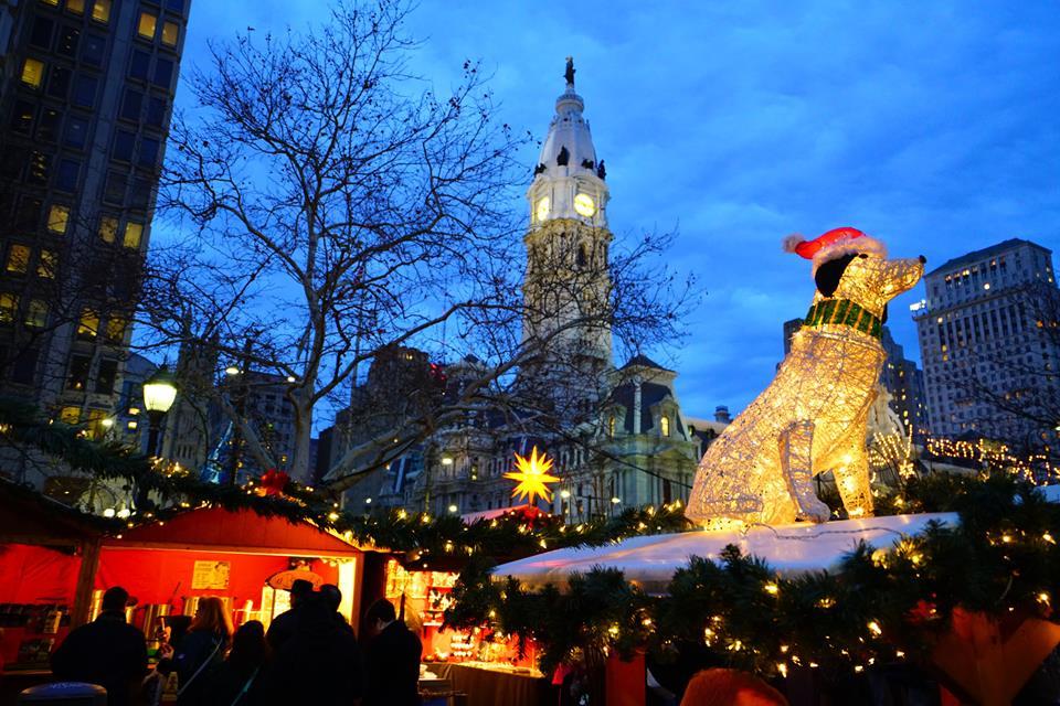Christmas Village Philadelphia