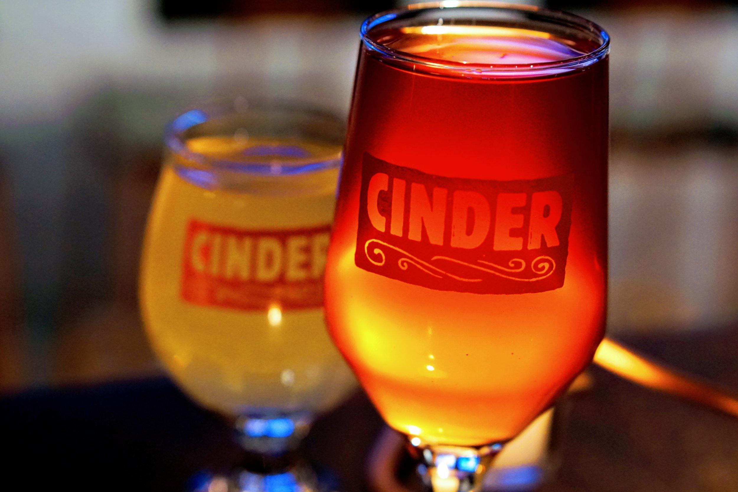 Cinder, sour bowl