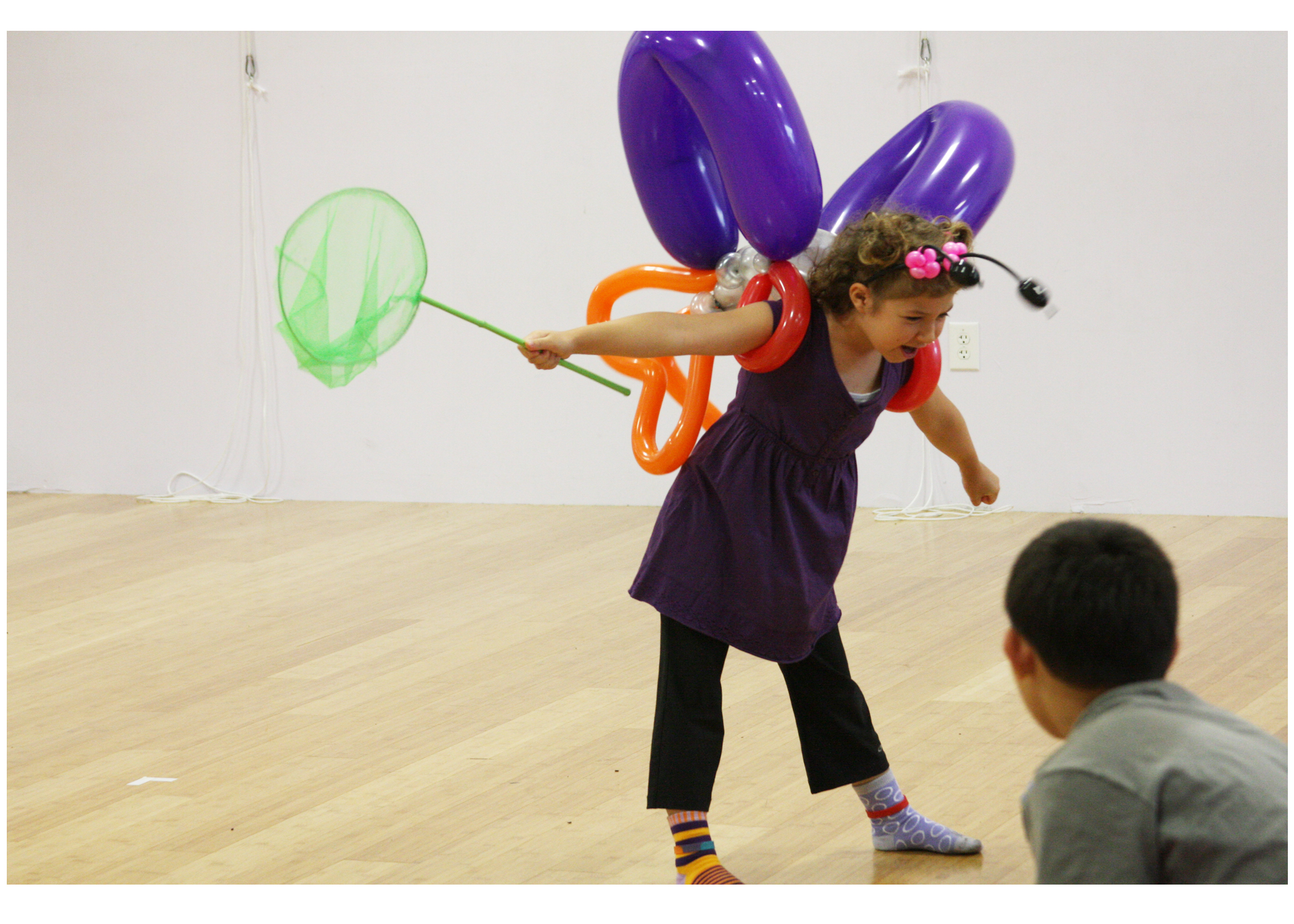 Philadelphia School of Circus Arts, PSCA, Spring Break Camp