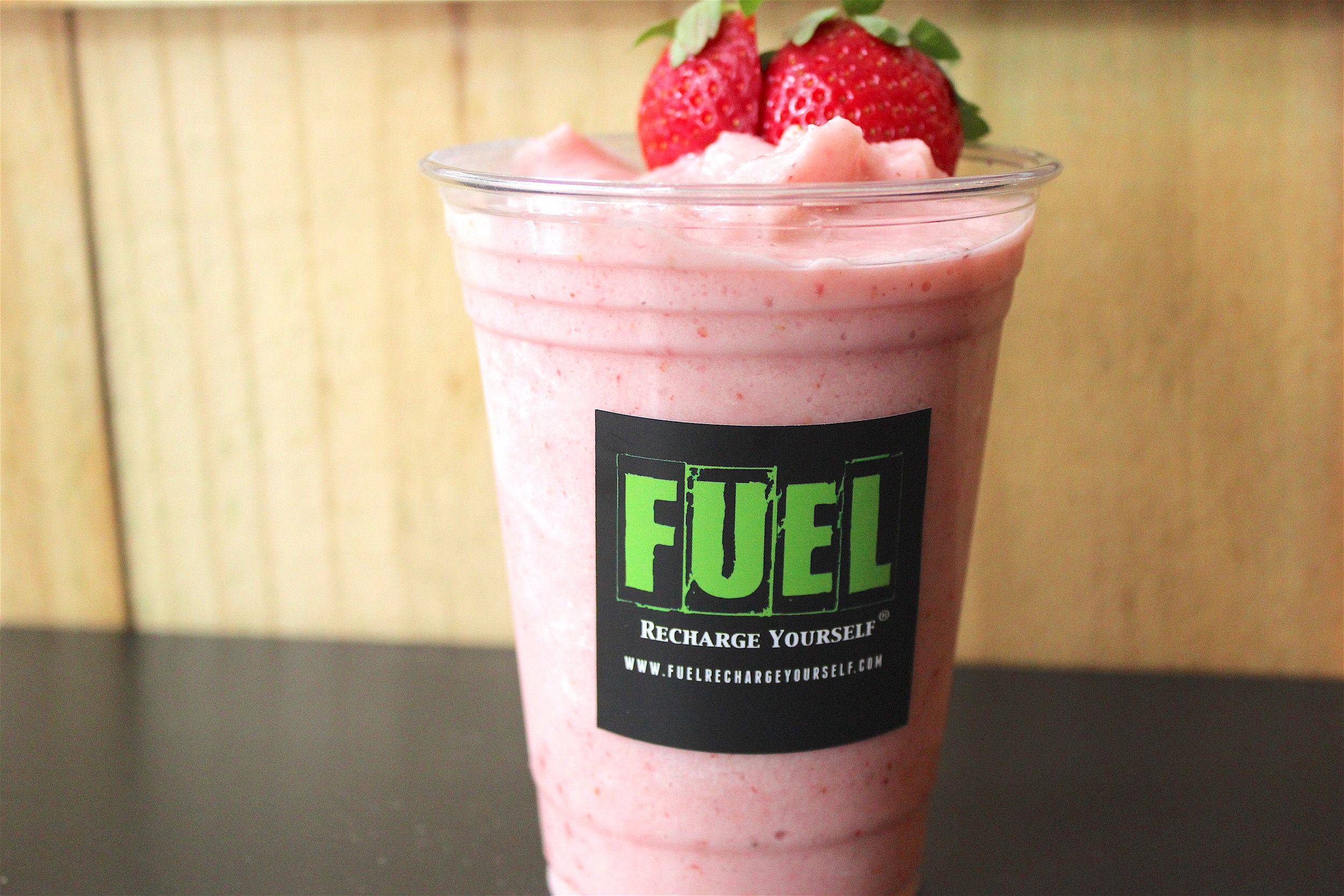 Fuel, Strawberry cream