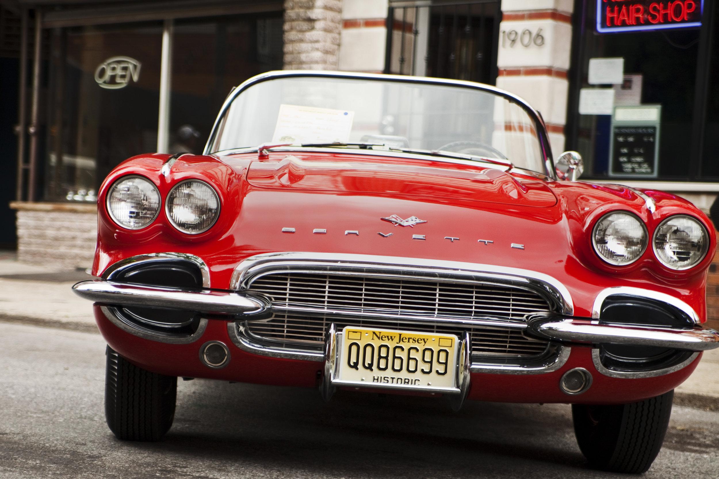 Car show, east passyunk avenue