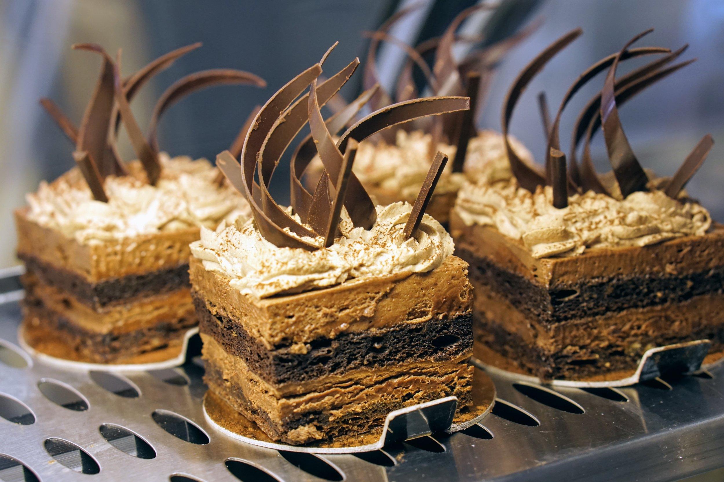 Delice et Chocolat, ardmore, ardmore restaurant