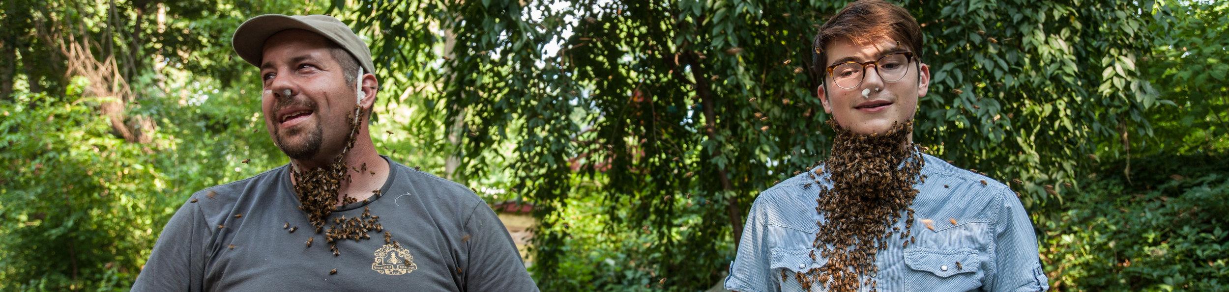 Philadelphia Honey Festival, Bartram's Garden, Glen Foerd, Wyck House