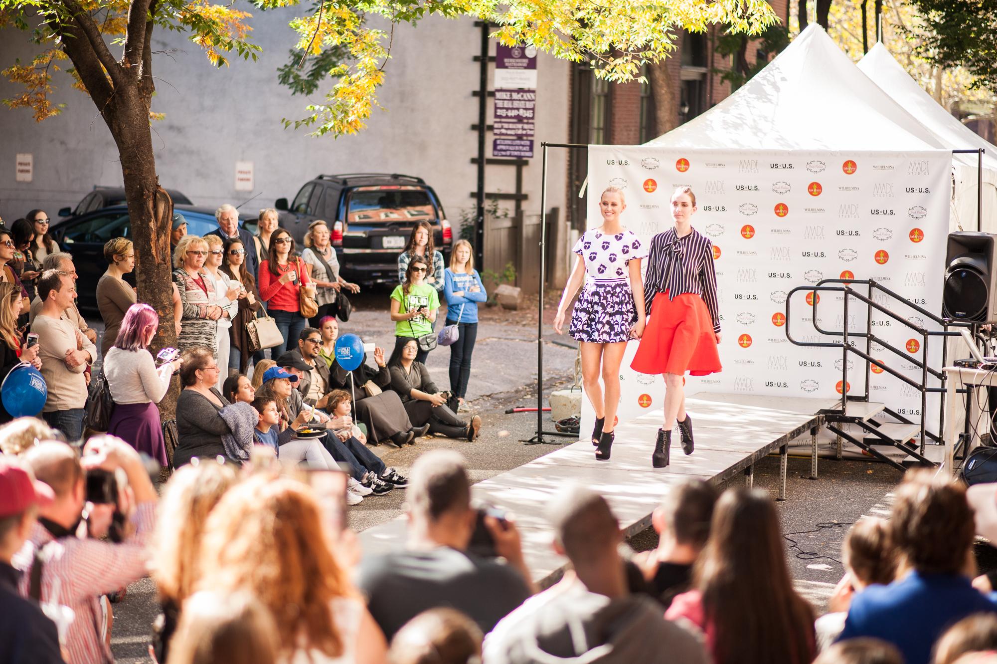 Old City Fest, Fashion Show