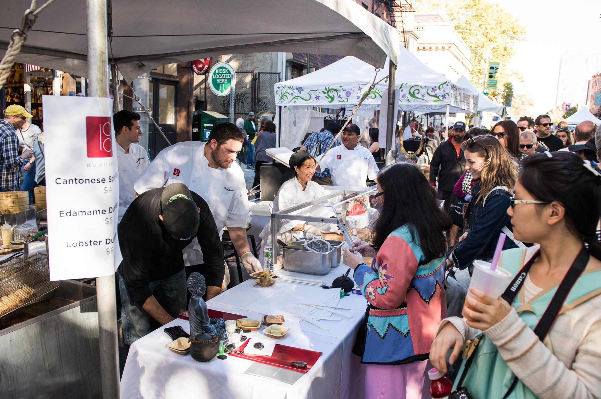 Old City Fest, Food & Drink