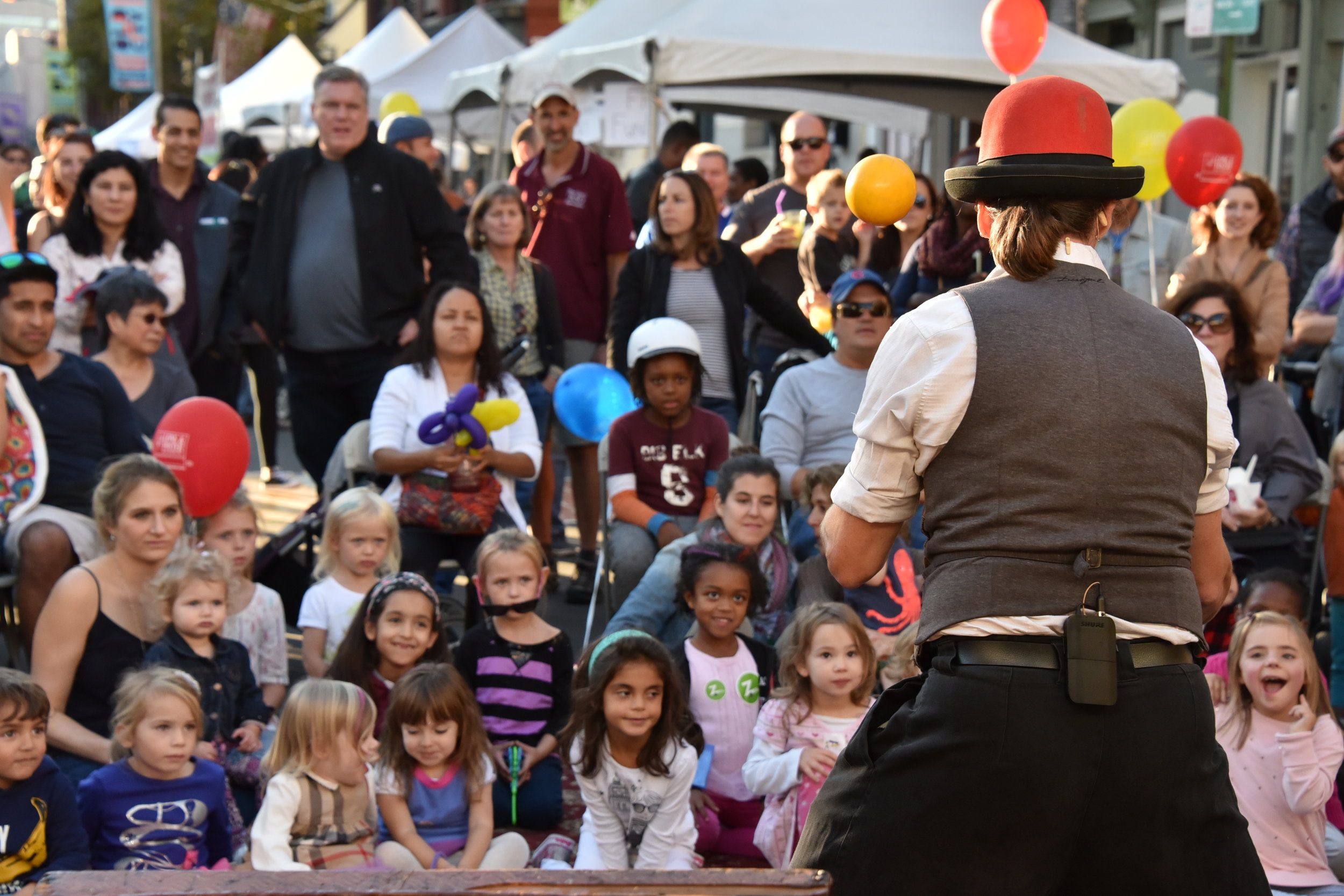 Old City Fest, Family Fun Zone