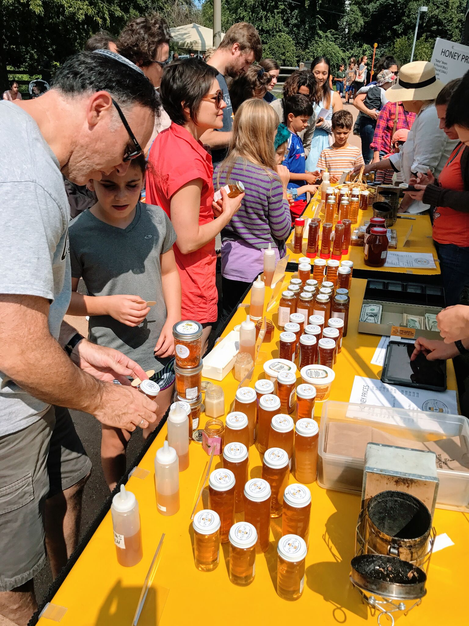 Honey Market
