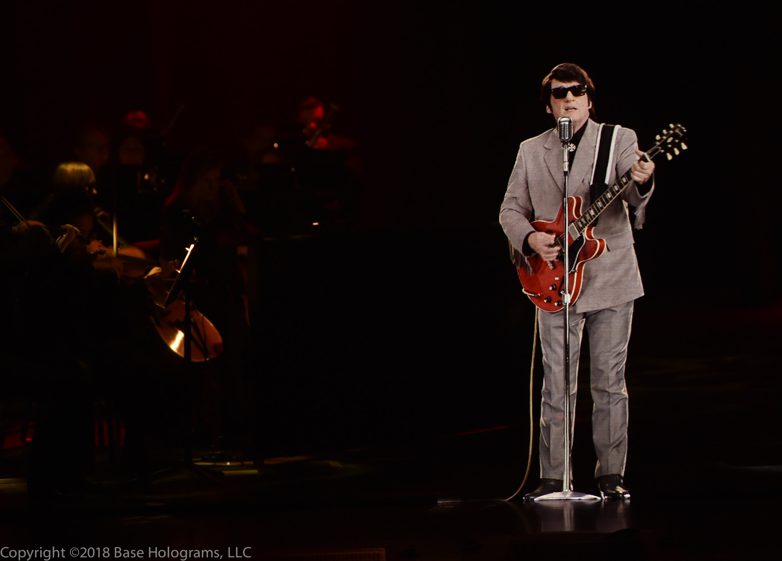 Roy Orbison Returns to the Stage at Parx Casino