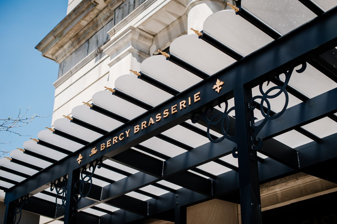 The Bercy Dine & Dish Exterior