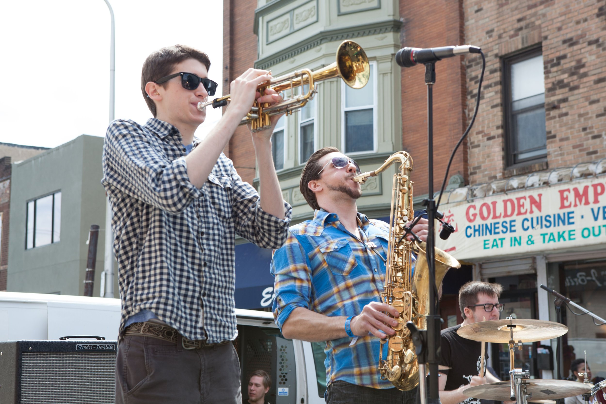Live Entertainment at South Street Spring Festival 2018