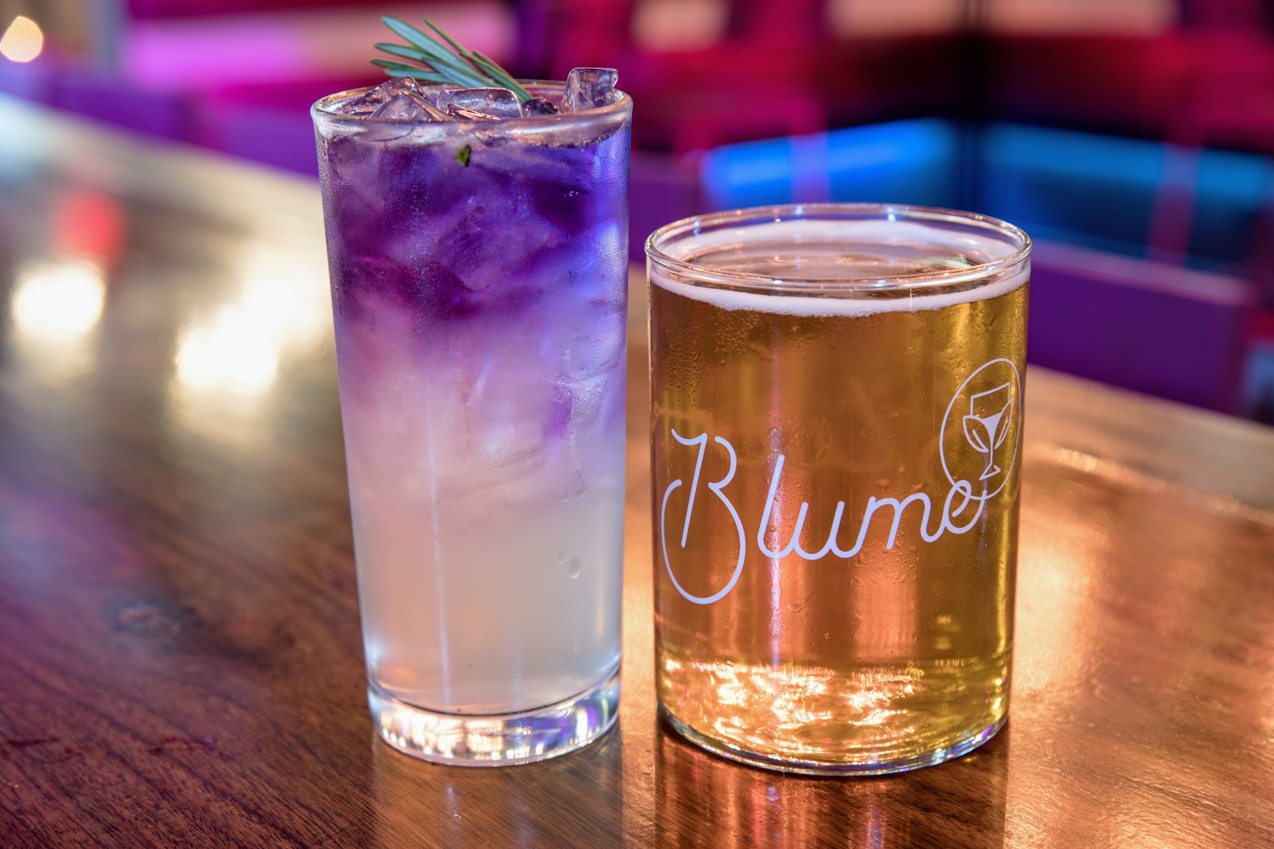Blume Specialty Cocktails