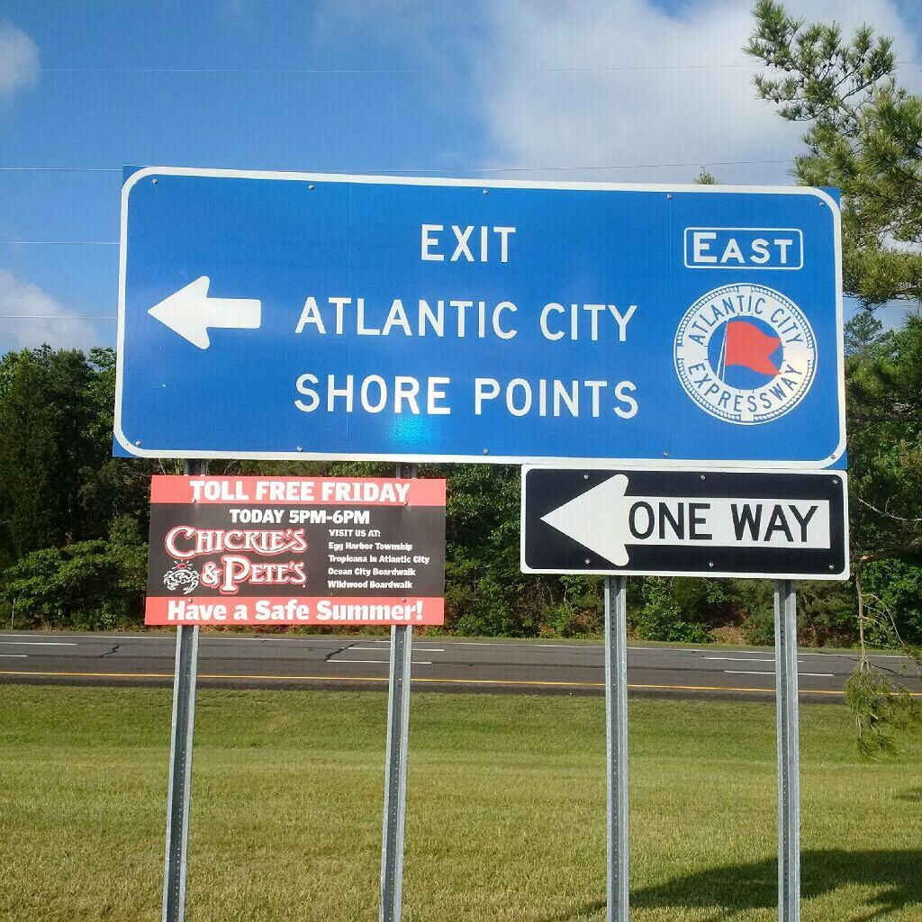 AC Expressway Signage, Free Toll Friday