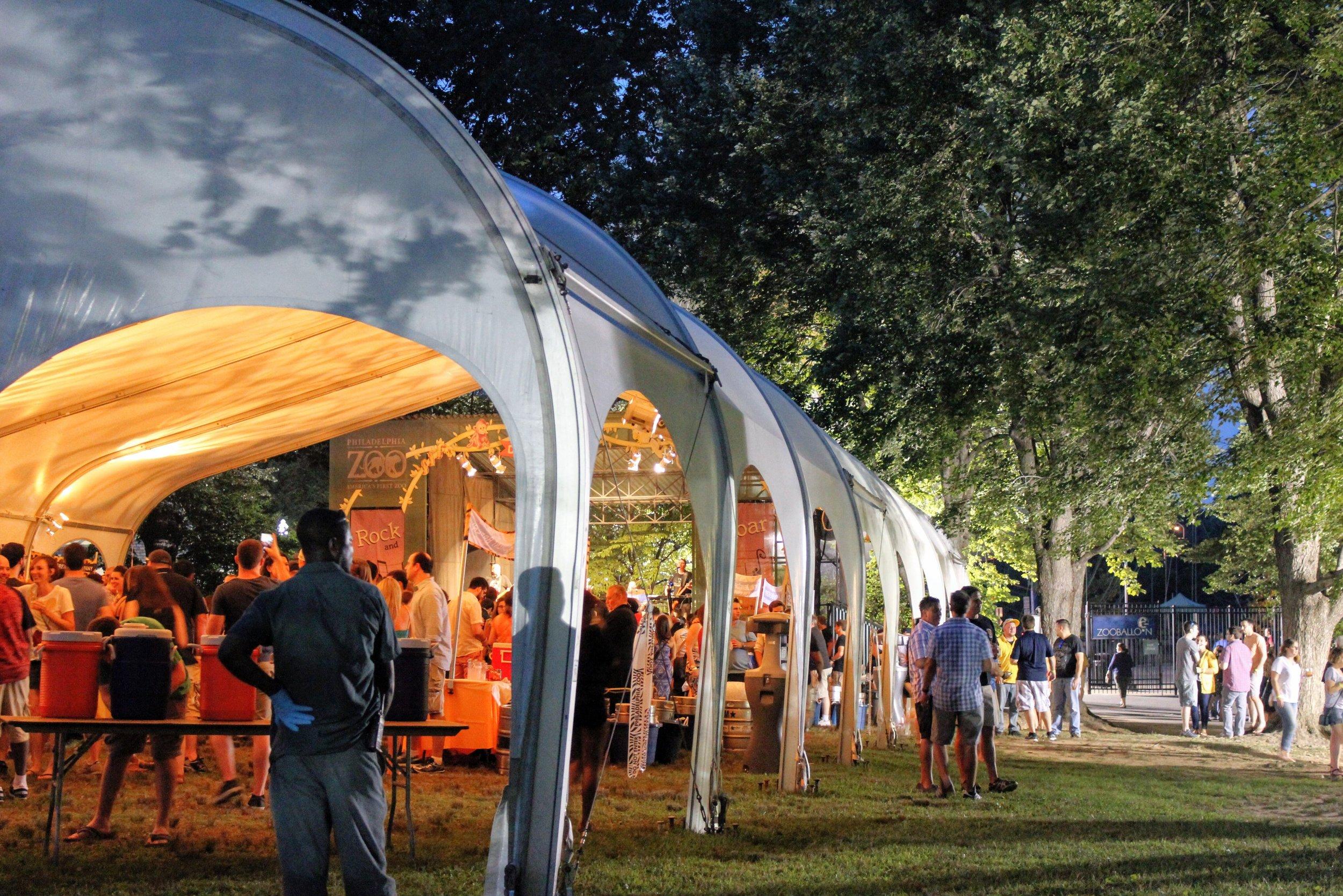 Philadelphia Zoo Summer Ale Fest