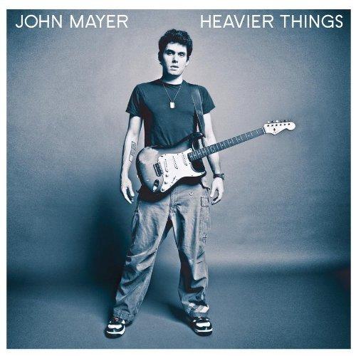 """John Mayer """"Heavier Things"""""""