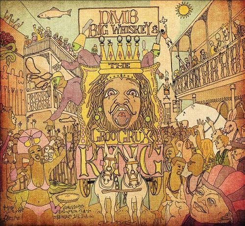 "Dave Matthews Band, ""Big Whiskey and the GrooGrux King"""