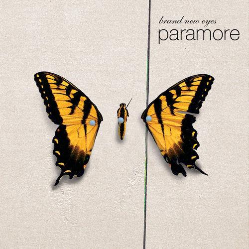 "Paramore, ""Brand New Eyes"""