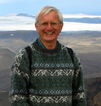 Roger Crofts is the Principal Author of Chapter 18 on Managing Geoheritage