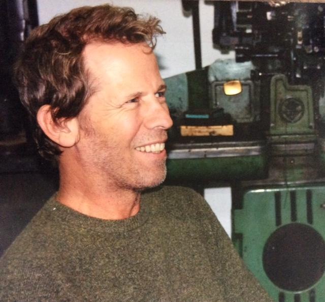 Darren Bischoff - Founder & Bespoke Shoemaker