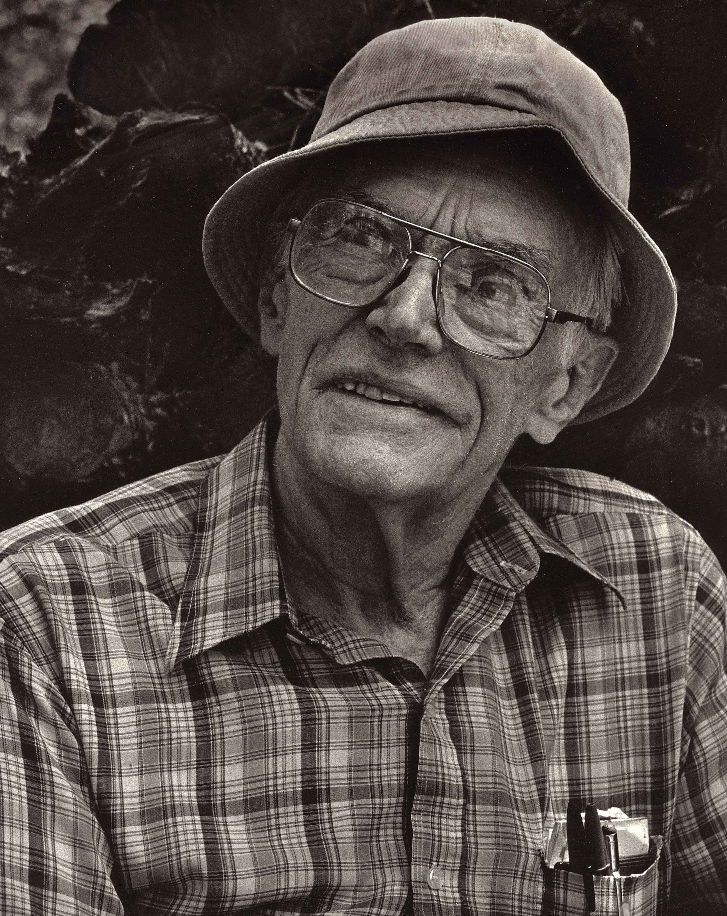 Portrait, JAP, by BHP, Pattee Canyon, 1999.jpg