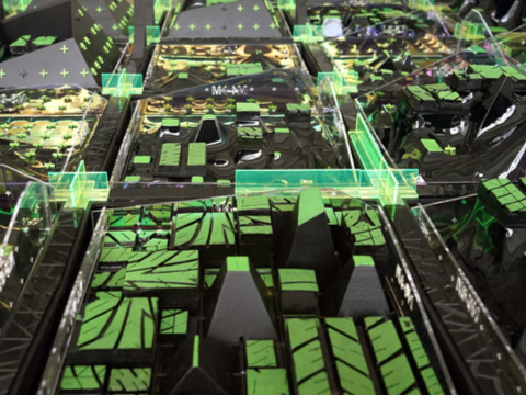 Post-Carbon City State NYC -